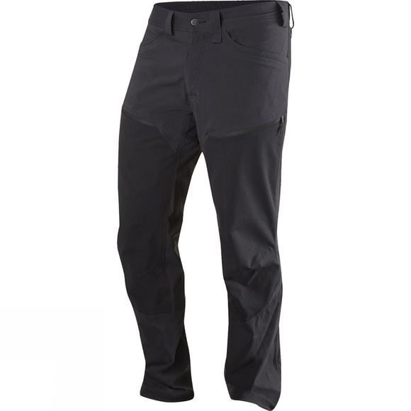 Haglofs Mens Mid II Flex Pants True Black Solid