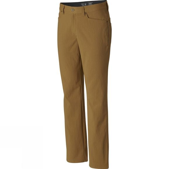 Mountain Hardwear Mens Piero 5 Pocket Pants Underbrush