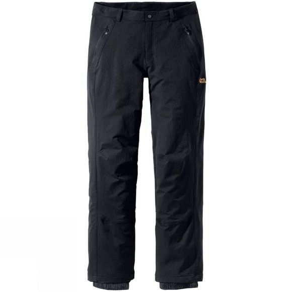 Jack Wolfskin Mens Activate Winter Pants Black