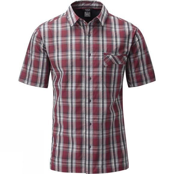 Rab Men's Onsight Shirt Redwood