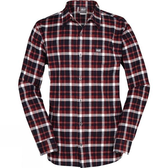 Mens West Brook Long Sleeve Shirt