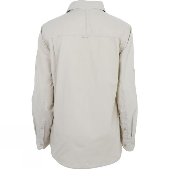 Craghoppers Mens Kiwi Long Sleeve Shirt Oatmeal