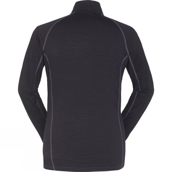 Men's MeCo 165 Long Sleeve Zip Tee