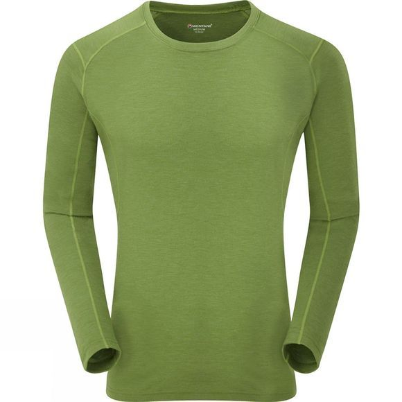 Mens Primino 220 Long Sleeve Crew