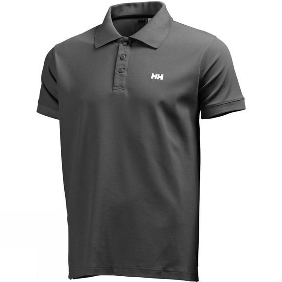 Helly Hansen Mens Driftline Polo Ebony