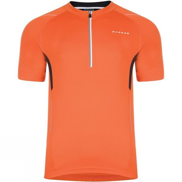 Dare 2 b Mens Fuser Jersey Pumpkin Orange