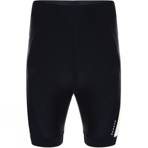 Dare 2 b Mens Placate Cycling Shorts Black/White