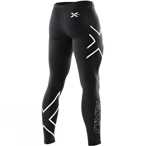 2XU Mens 2XU Compression Tights Black