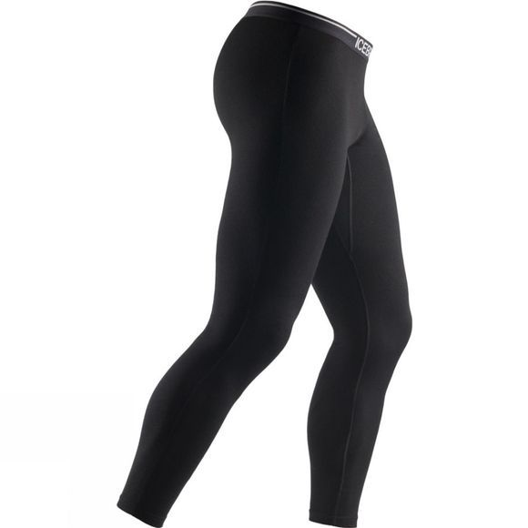 Icebreaker Mens Apex Leggings Black