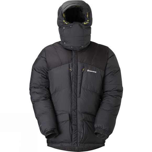 Mens Deep Cold Down Jacket