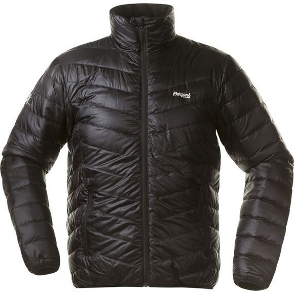 Bergans Mens Down Light Jacket Black