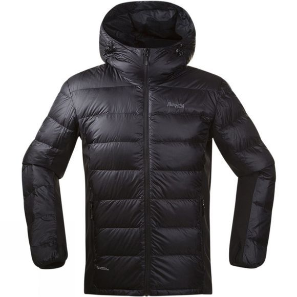 Bergans Mens Myre Down Jacket Black
