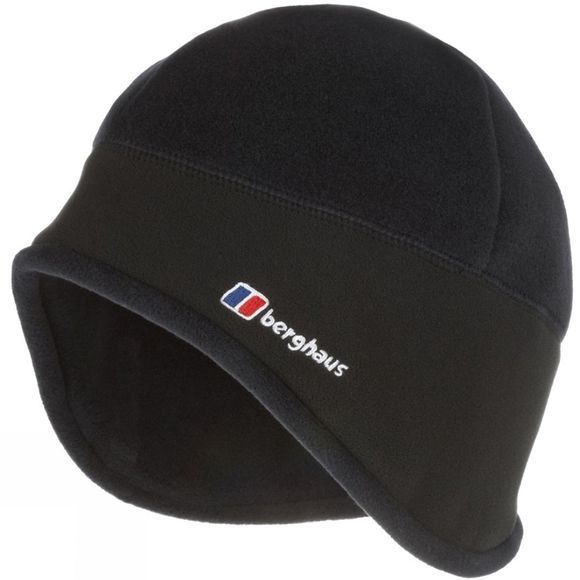 Berghaus Windstopper Combo Hat Black/Black