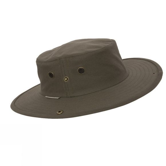 White Rock Mens Outback Hat Olive