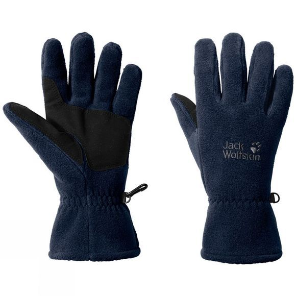 Jack Wolfskin Artist Glove Night Blue