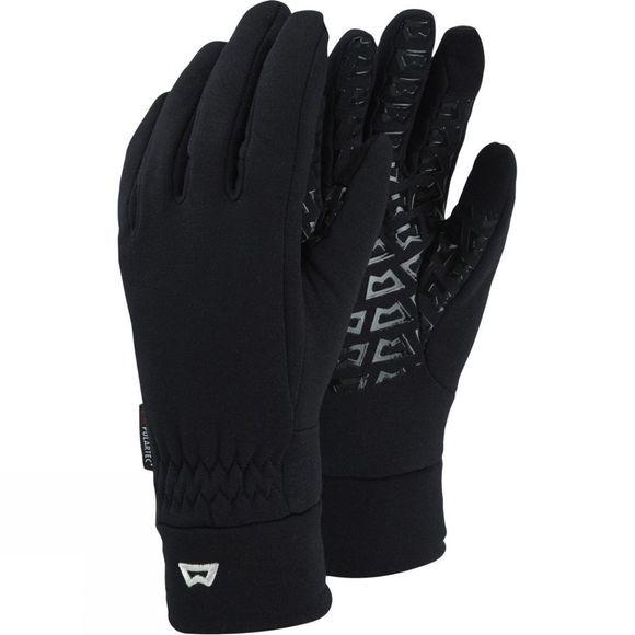 Mountain Equipment Mens Touch Screen Grip Glove Black