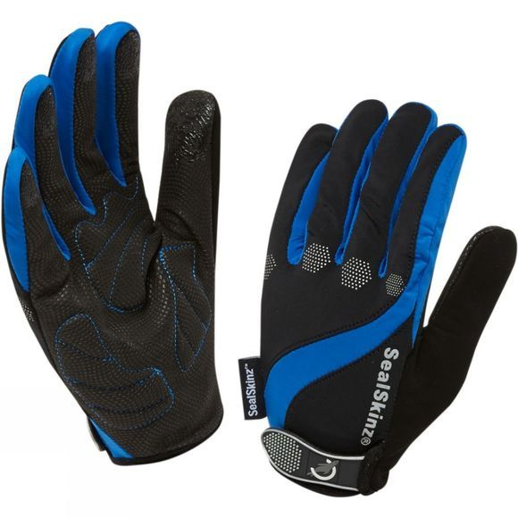 SealSkinz Summer Cycle Glove Black / Blue