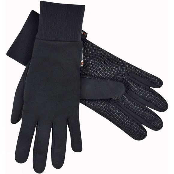 Extremities Sticky Power Liner Glove Black/ Black