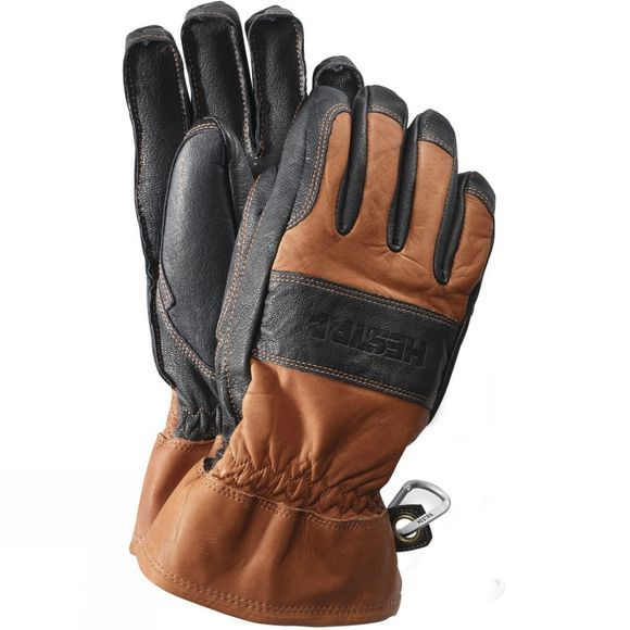 Hestra Falt Guide Glove Brown/Black