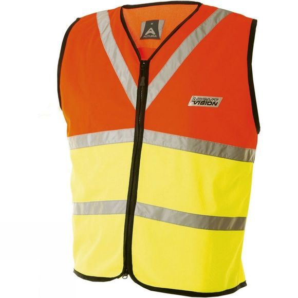 Altura Altura Nightvision Vest Orange/Yellow