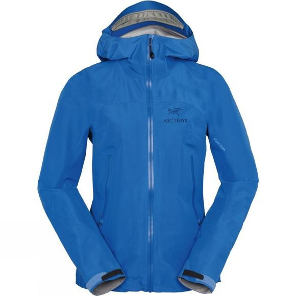 Arc'teryx Womens Zeta LT Jacket Antilles Blue