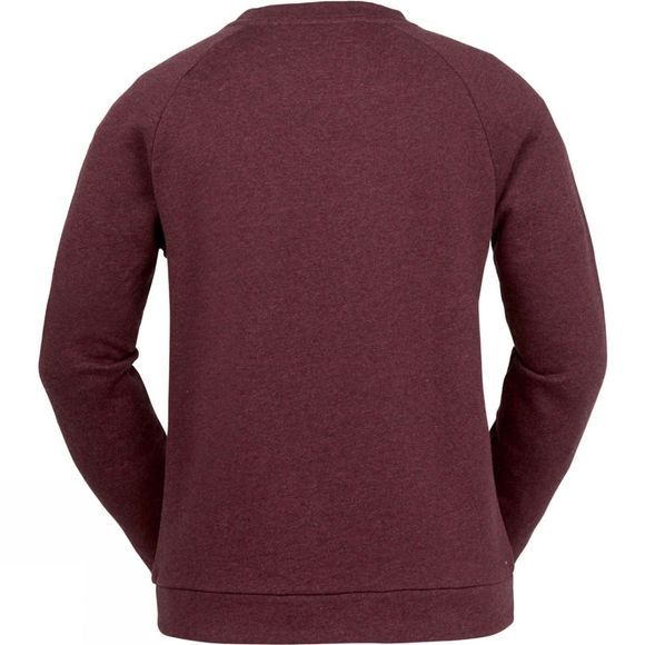 United By Blue Womens Brill Pullover Plum
