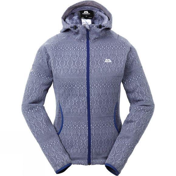 Mountain Equipment Womens Fair Isle Fleece Jacket | Cotswold Outdoor