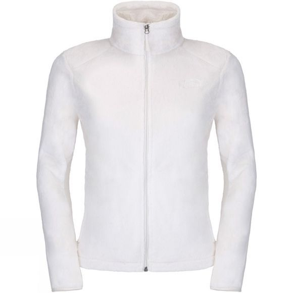 The North Face Womens Osito 2 Jacket Gardenia White