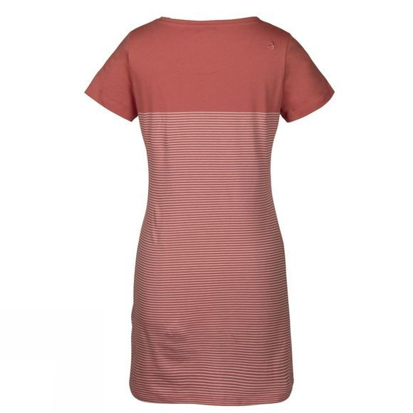 Womens Coral Tunic Dress