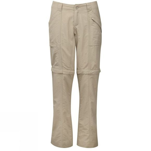 Womens Backcountry Zip N Go Trousers