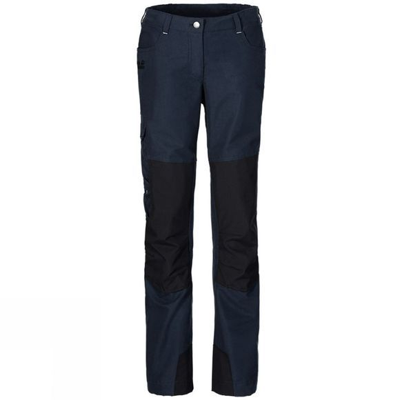 Jack Wolfskin Womens Whitehorse Extreme Pants Night Blue