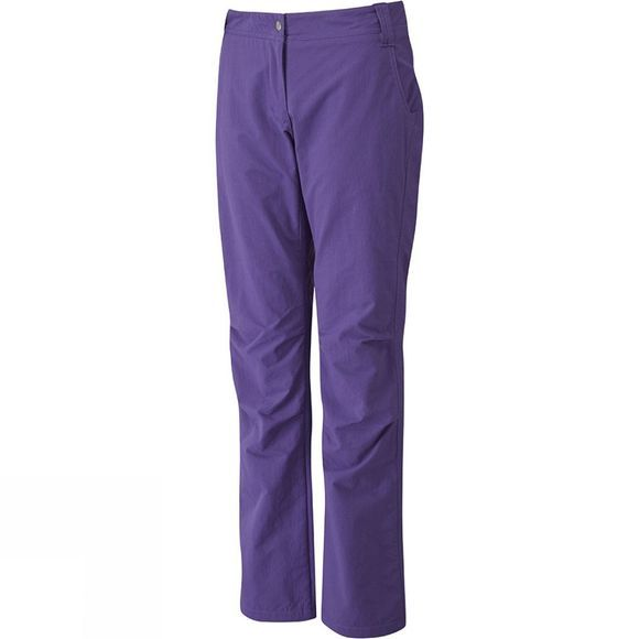 Rab Womens Rockover Pants Dark Orchid