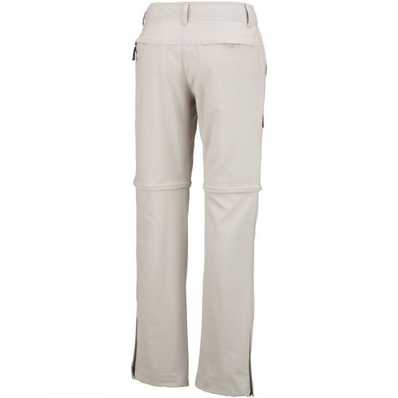 Columbia Womens Silver Ridge Convertible Pants Fossil