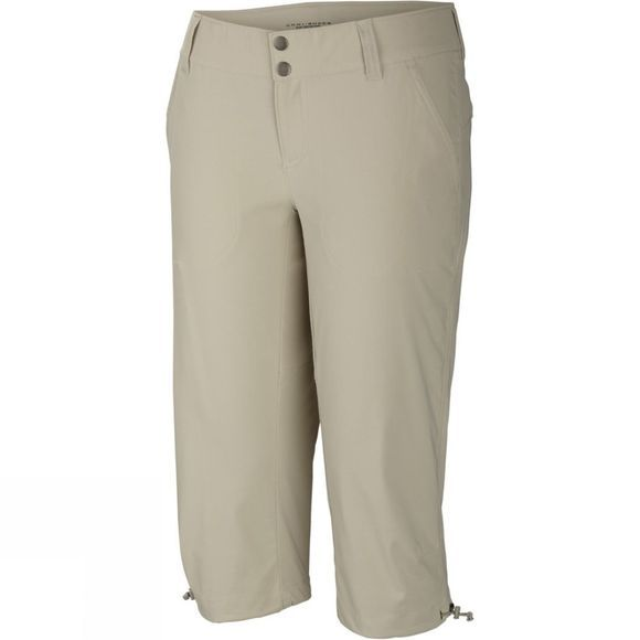 Columbia Womens Saturday Trail II Knee Pants Fossil