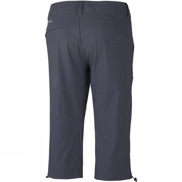 Columbia Womens Saturday Trail II Knee Pants India Ink