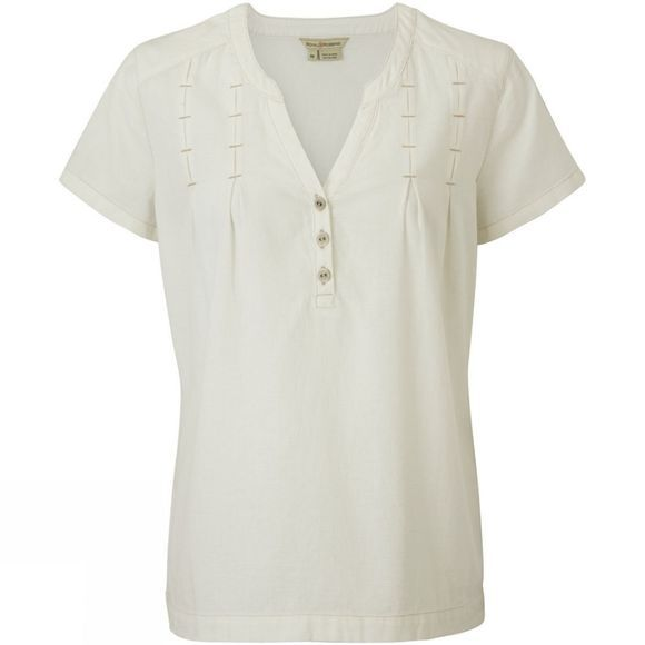 Womens Islander Cool Mesh Short Sleeve