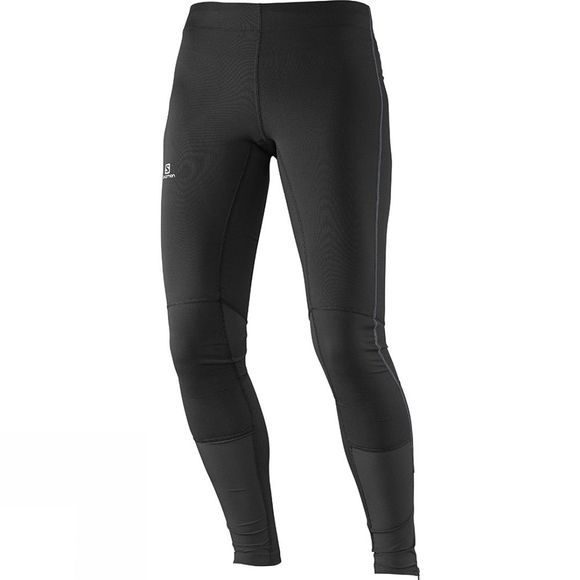 Salomon Womens Agile Long Tights Black