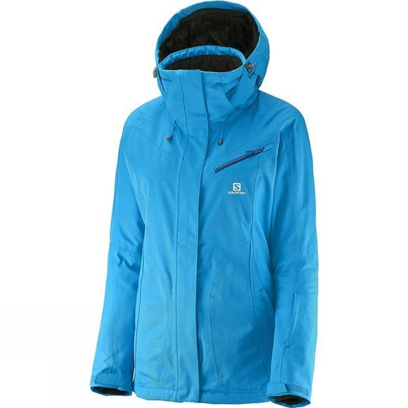 Salomon Womens Fantasy Jacket Methyl Blue
