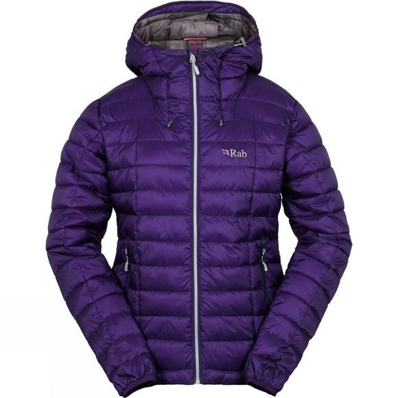 Rab Womens Nebula Jacket Juniper/Zinc