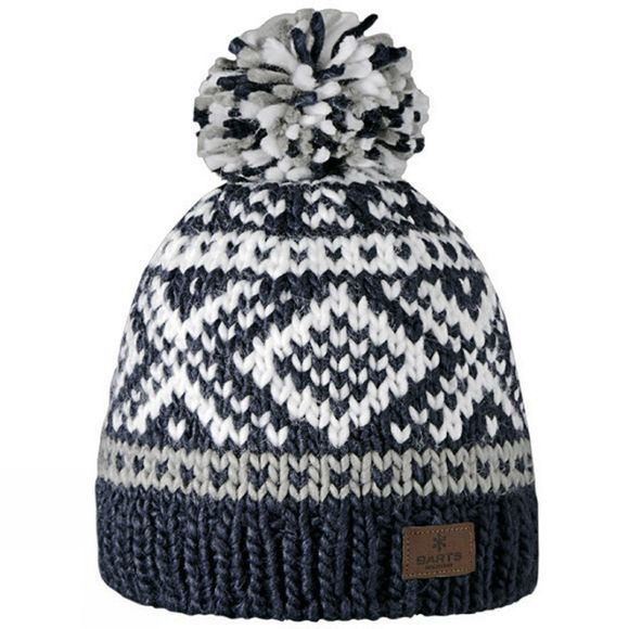 Womens Log Cabin Beanie
