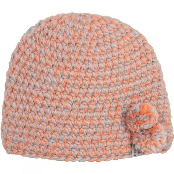 Ayacucho Womens French Beanie Coral