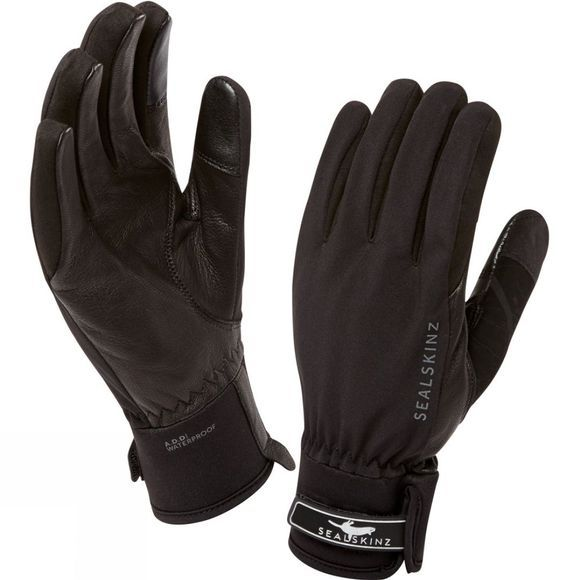 SealSkinz Womens All Season Glove Black