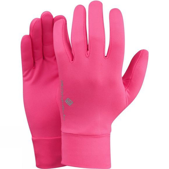Ronhill Classic Running Glove Fluo Pink