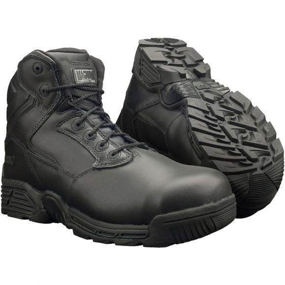 Magnum Stealth Force 6.0 Leather CT/CP Boot Black