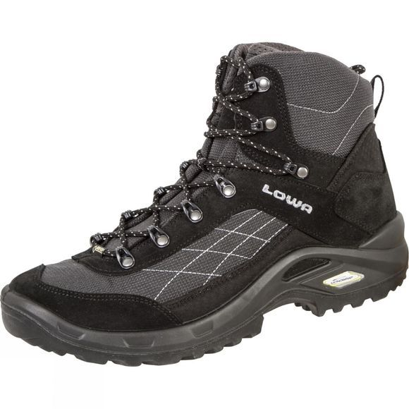 Lowa Mens Taurus GTX Mid Boot Black