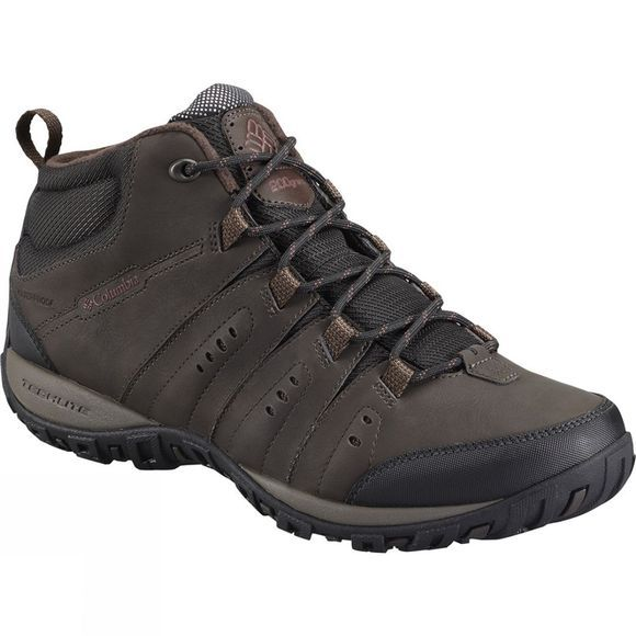 Mens Woodburn II Chukka Waterproof Omni-Heat Boot