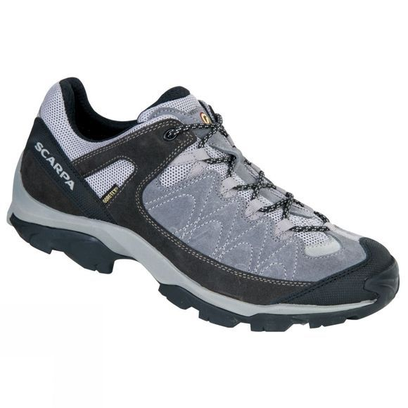 Scarpa Mens Vortex GTX Shoe Smoke/Anthracite