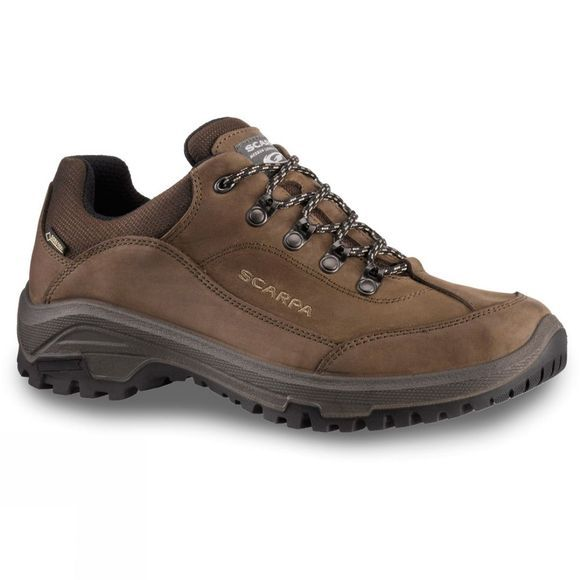 Scarpa Mens Cyrus GTX Shoe Brown
