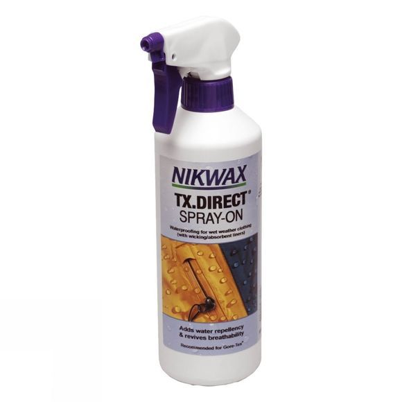 Nikwax TX Direct Spray On 500ml No Colour