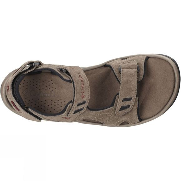 Columbia Mens Ventmeister Sandal Mud / Wet Sand
